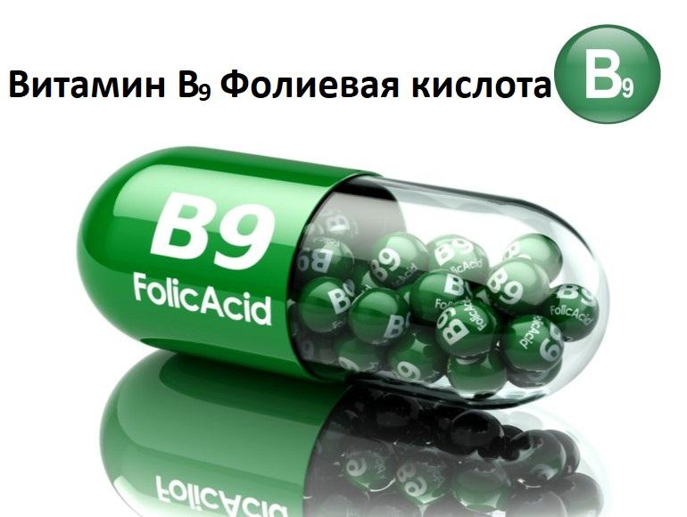 Для чего нужна фолиевая кислота?