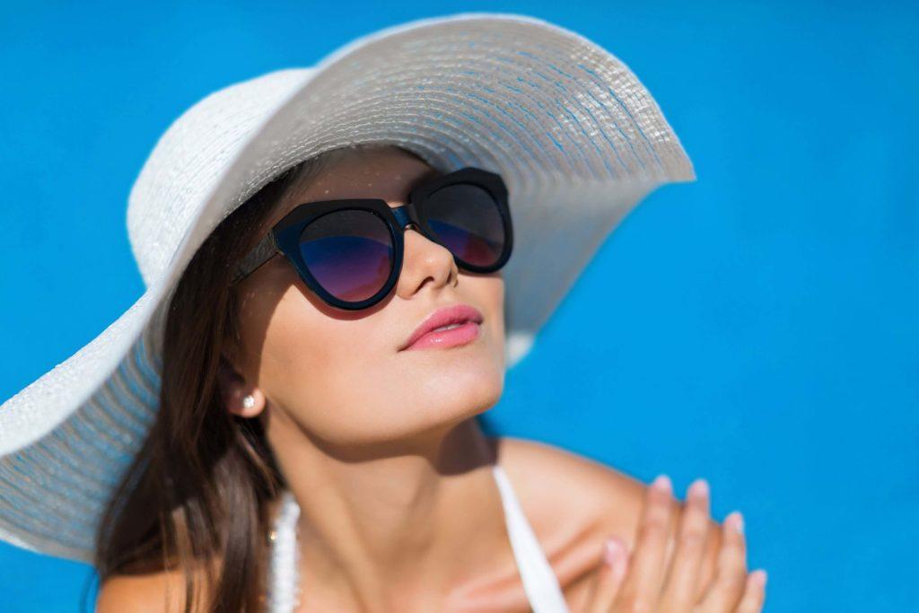 Как защитить глаза от солнца